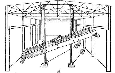 Рис 2.1 Схемы монтажа мостовых